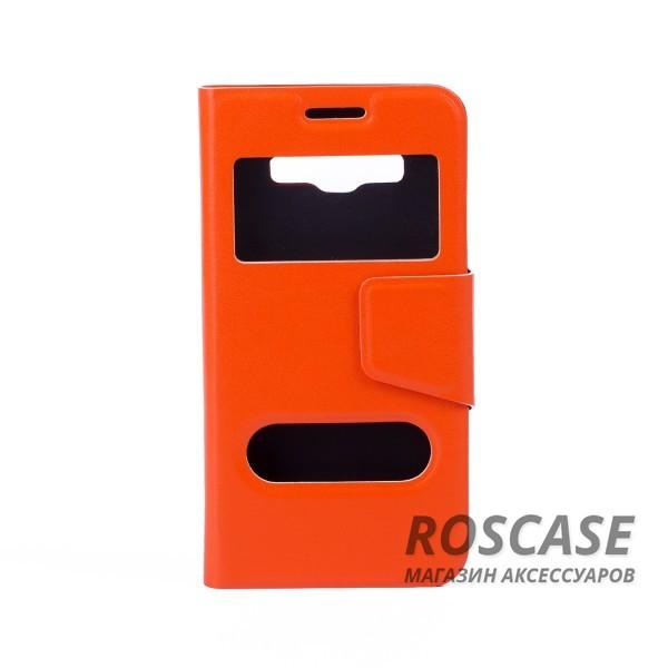 Чехол (книжка) с TPU креплением для Samsung A300H / A300F Galaxy A3 (Оранжевый)Описание:компания разработчик: Epik;совместимость с устройством модели: Samsung A300H / A300F Galaxy A3;материал изделия: искусственная кожа и термополиуретан;конфигурация: обложка в виде книжки.Особенности:всесторонняя защита смартфона;высокий класс износоустойчивости;функция подставки;имеет два окошка;имеет все функциональные отверстия.<br><br>Тип: Чехол<br>Бренд: Epik<br>Материал: Искусственная кожа