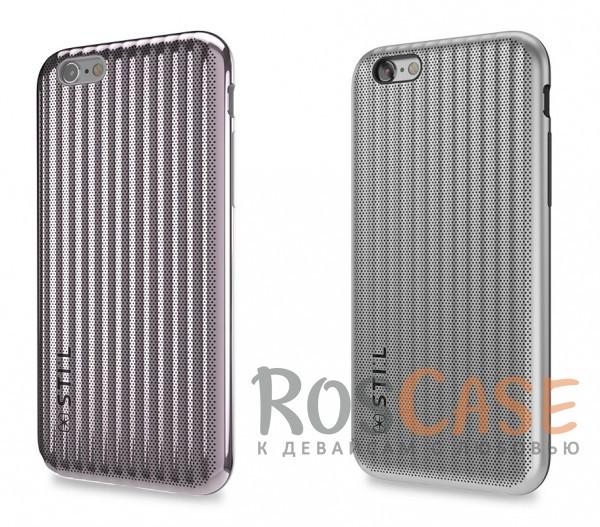 "Фото STIL Jet Set | Чехол для Apple iPhone 6/6s (4.7"") с сетчатой фактурой"