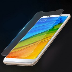 H+ | Защитное стекло для Xiaomi Redmi 5 Plus (в упаковке)