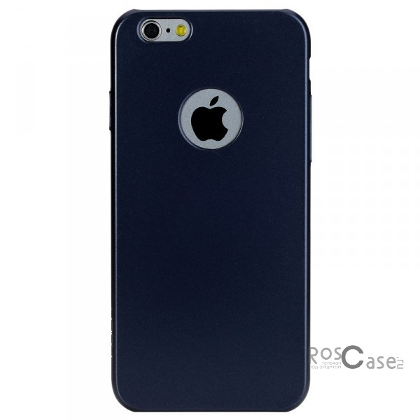 фотография Синий / Navy Blue Пластиковая накладка Rock Glory Series для Apple iPhone 6/6s plus (5.5