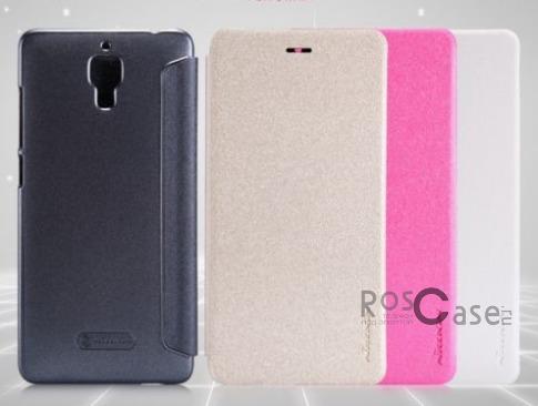 Кожаный чехол (книжка) Nillkin Sparkle Series для Xiaomi MI4Описание:разработчик и производитель&amp;nbsp;Nillkin;изготовлен из синтетической кожи и поликарбоната;фактурная поверхность;тип конструкции: чехол-книжка;совместим с Xiaomi MI4.&amp;nbsp;Особенности:внутренняя отделка из микрофибры;ультратонкий;не скользит в руках;яркая палитра цветов.<br><br>Тип: Чехол<br>Бренд: Nillkin<br>Материал: Искусственная кожа