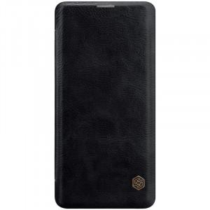 Nillkin Qin натур. кожа | Чехол-книжка для Samsung Galaxy S10 Plus