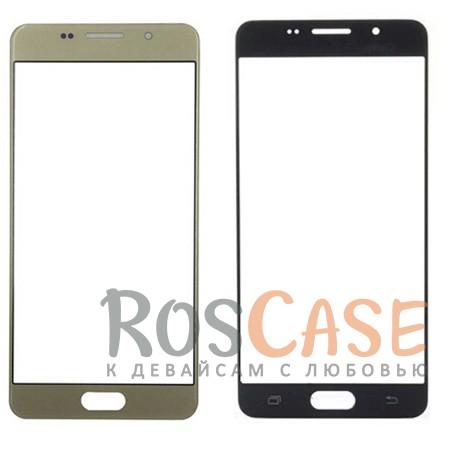 Защитное стекло CaseGuru Tempered Glass на весь экран для Samsung A710F Galaxy A7 (2016)<br><br>Тип: Защитное стекло<br>Бренд: CaseGuru