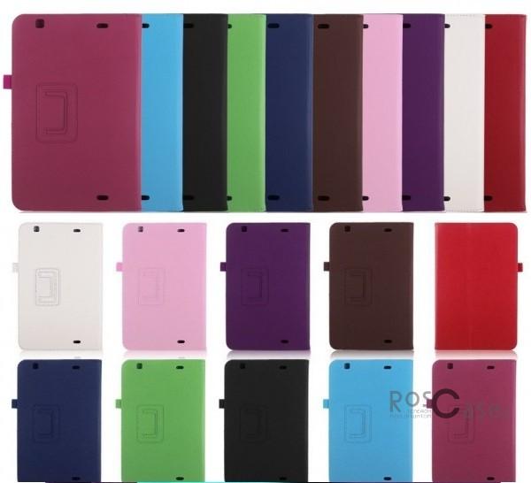 фото кожаный чехол-книжка TTX с функцией подставки для LG G Pad 10.1 (V700)