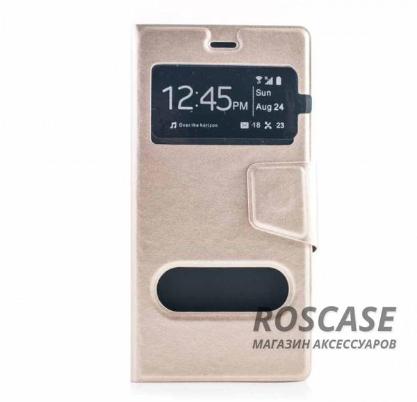 Чехол (книжка) с TPU креплением для Huawei Ascend P8 (Золотой)Описание:разработан компанией&amp;nbsp;Epik;спроектирован для Huawei Ascend P8;материал: синтетическая кожа;тип: чехол-книжка.&amp;nbsp;Особенности:имеются все функциональные вырезы;магнитная застежка закрывает обложку;защита от ударов и падений;в обложке предусмотрены отверстия;превращается в подставку.<br><br>Тип: Чехол<br>Бренд: Epik<br>Материал: Искусственная кожа