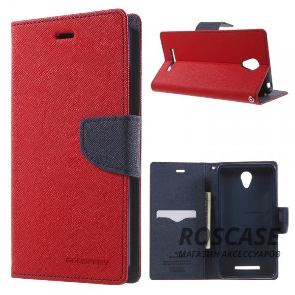 фото  Чехол (книжка) Mercury Fancy Diary series для Xiaomi Redmi Note 2 / Redmi Note 2 Prime