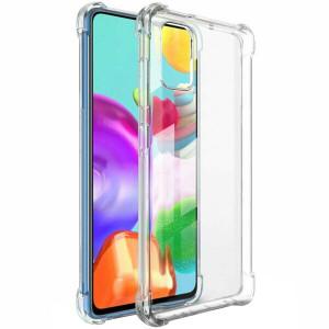 King Kong | Противоударный прозрачный чехол  для Samsung Galaxy A41