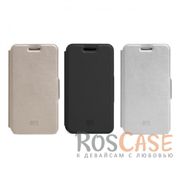 Универсальный чехол-книжка Gresso Модерн с магнитной застежкой для смартфона 5.5-6.0 дюймаОписание:бренд -&amp;nbsp;Gresso;совместимость -&amp;nbsp;смартфоны с диагональю&amp;nbsp;5.5-6.0&amp;nbsp;дюймов;материал - искусственная кожа;гладкая поверхность;тип - чехол-книжка;магнитная застежка;крепление - силиконовый шелл;ВНИМАНИЕ: убедитесь, что ваша модель устройства находится в пределах максимального размера чехла.&amp;nbsp;Размеры чехла: 15,5*8,5* см.<br><br>Тип: Чехол<br>Бренд: Gresso<br>Материал: Искусственная кожа