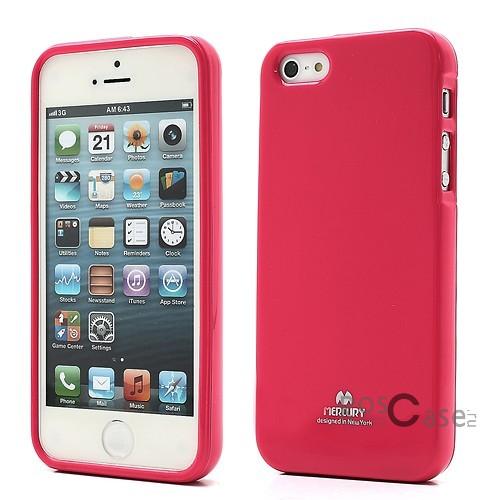 TPU чехол Mercury Jelly Color series для Apple iPhone 5/5S/SE (Малиновый)Описание:&amp;nbsp;&amp;nbsp;&amp;nbsp;&amp;nbsp;&amp;nbsp;&amp;nbsp;&amp;nbsp;&amp;nbsp;&amp;nbsp;&amp;nbsp;&amp;nbsp;&amp;nbsp;&amp;nbsp;&amp;nbsp;&amp;nbsp;&amp;nbsp;&amp;nbsp;&amp;nbsp;&amp;nbsp;&amp;nbsp;&amp;nbsp;&amp;nbsp;&amp;nbsp;&amp;nbsp;&amp;nbsp;&amp;nbsp;&amp;nbsp;&amp;nbsp;&amp;nbsp;&amp;nbsp;&amp;nbsp;&amp;nbsp;&amp;nbsp;&amp;nbsp;&amp;nbsp;&amp;nbsp;&amp;nbsp;&amp;nbsp;&amp;nbsp;&amp;nbsp;&amp;nbsp;Изготовлен компанией&amp;nbsp;Mercury;Спроектирован персонально для Apple iPhone 5/5S/5SE;Материал: термополиуретан;Форма: накладка.Особенности:Исключается появление царапин и возникновение потертостей;Восхитительная амортизация при любом ударе;Гладкая поверхность;Не подвержен деформации;Непритязателен в уходе.<br><br>Тип: Чехол<br>Бренд: Mercury<br>Материал: TPU