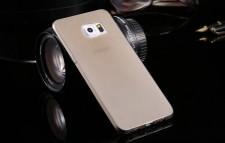 Ультратонкий силиконовый чехол для Samsung Galaxy S6 Edge Plus