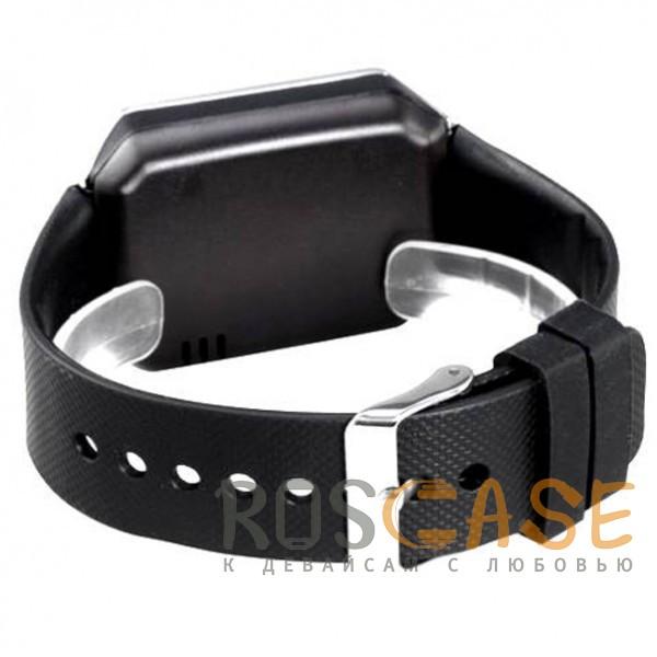 Изображение Серебряный Умные часы Smart Watch UWatch DZ09