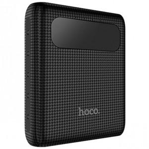 HOCO B20 | Портативное зарядное устройство Power Bank с двумя выходами USB и экраном (10000 mAh) для Samsung Galaxy S9 Plus (G965F)