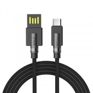 GOLF GC-54m | Дата-кабель MicroUSB в тканевой оплетке (100 см) для Samsung Galaxy S8 (G950)