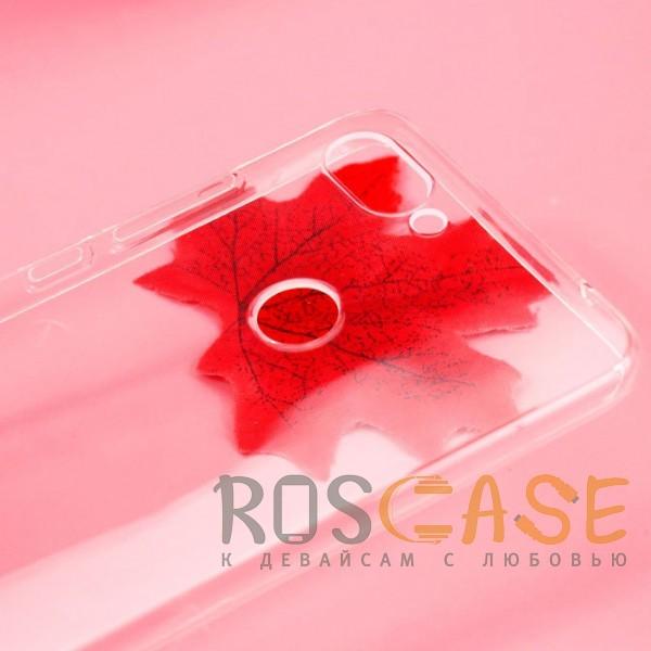 Фото Бесцветный J-Case THIN | Гибкий силиконовый чехол для Xiaomi Mi 8 Lite / Mi 8 Youth (Mi 8X)