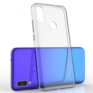 Clear Case | Прозрачный TPU чехол 2мм  для Xiaomi Redmi Note 7 (Pro) / Note 7s