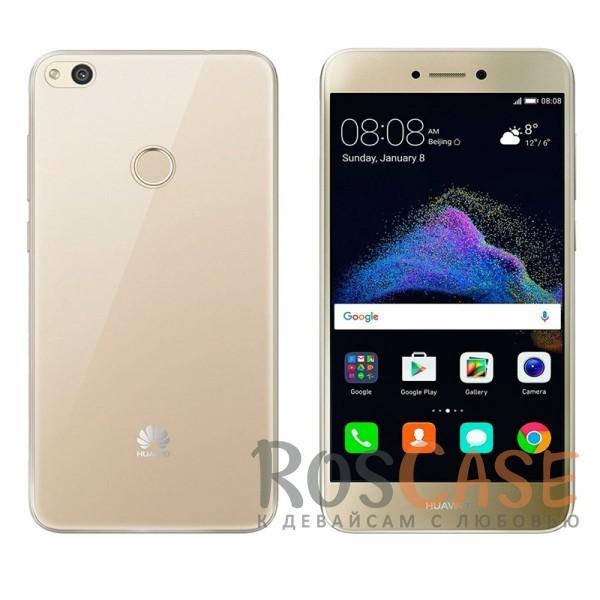 Ультратонкий силиконовый чехол Ultrathin 0,33mm для Huawei P8 Lite (2017) (Бесцветный (прозрачный))Описание:совместим с Huawei P8 Lite (2017);ультратонкий дизайн;материал - TPU;тип - накладка;прозрачный;защищает от ударов и царапин;гибкий.<br><br>Тип: Чехол<br>Бренд: Epik<br>Материал: TPU