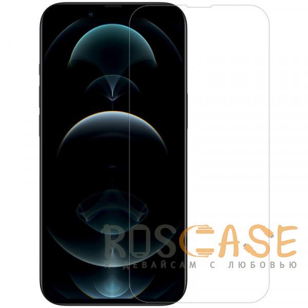 Фото Прозрачный Nillkin H+ PRO   Защитное стекло для iPhone 13 Mini неполноэкранное