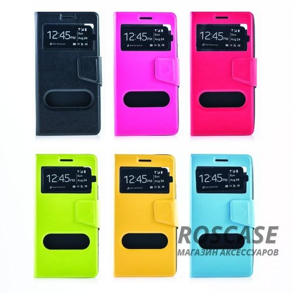 Чехол (книжка) с TPU креплением для Lenovo A7000/K3 Note/K50TОписание:произведен компанией&amp;nbsp;Epik;идеально совместим с Lenovo A7000/K3 Note/K50T;материал: искусственная кожа;тип: чехол-книжка.&amp;nbsp;Особенности:фиксация обложки магнитной застежкой;все функциональные вырезы в наличии;защита от ударов и падений;в обложке предусмотрены&amp;nbsp;окошки;трансформируется в подставку.<br><br>Тип: Чехол<br>Бренд: Epik<br>Материал: Искусственная кожа