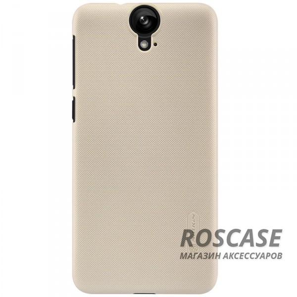 Чехол Nillkin Matte для HTC One / E9+ (+ пленка) (Золотой)Описание:производитель - Nillkin;материал - поликарбонат;совместим с HTC One / E9+;тип - накладка.&amp;nbsp;Особенности:матовый;прочный;тонкий дизайн;не скользит в руках;не выцветает;пленка в комплекте.<br><br>Тип: Чехол<br>Бренд: Nillkin<br>Материал: Поликарбонат
