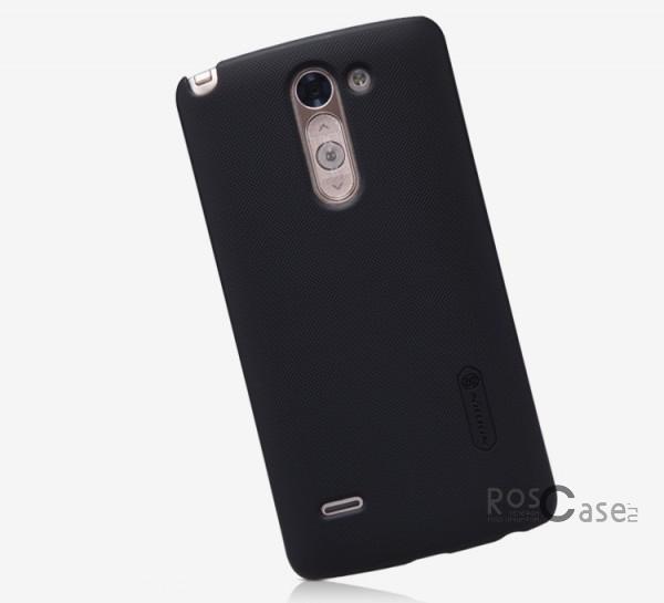Чехол Nillkin Matte для LG D690 G3 Stylus Dual (+ пленка) (Черный)Описание:разработчик и производитель&amp;nbsp;Nillkin;изготовлен из поликарбоната;поверхность матовая;тип конструкции: накладка;совместим с LG D690 G3 Stylus Dual.&amp;nbsp;Особенности:широкая цветовая гамма;высокая износостойкость;ультратонкий;легкая фиксация;легкая очистка.<br><br>Тип: Чехол<br>Бренд: Nillkin<br>Материал: Поликарбонат