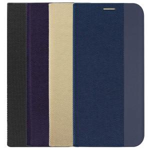 Fabric Book | Чехол-книжка с текстильным покрытием для Xiaomi Redmi Note 8 Pro