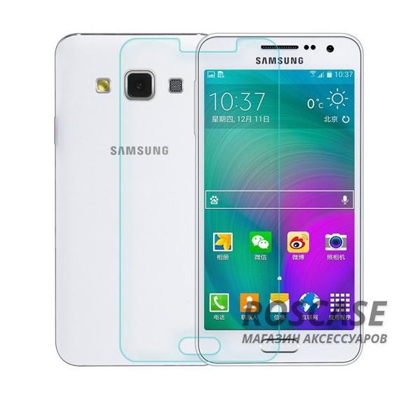 Защитное стекло Ultra Tempered Glass 0.33mm (H+) для Samsung A300H / A300F Galaxy A3 (карт. уп-вка)Описание:совместимо с устройством Samsung A300H / A300F Galaxy A3;материал: закаленное стекло;тип: защитное стекло на экран.&amp;nbsp;Особенности:закругленные&amp;nbsp;грани стекла обеспечивают лучшую фиксацию на экране;стекло очень тонкое - 0,33 мм;отзыв сенсорных кнопок сохраняется;стекло не искажает картинку, так как абсолютно прозрачное;выдерживает удары и защищает от царапин;размеры и вырезы стекла соответствуют особенностям дисплея.<br><br>Тип: Защитное стекло<br>Бренд: Epik