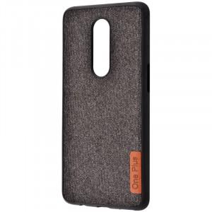 Label Textile   Ультратонкий чехол для OnePlus 6 с текстильным покрытием