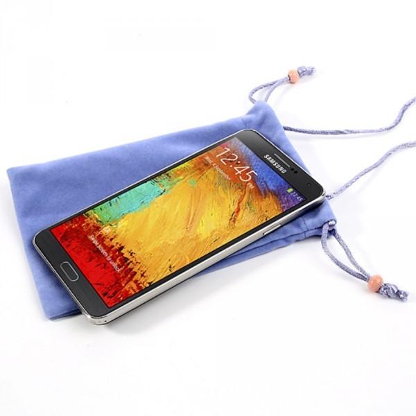 фото бархатный мешочек для смартфона (10х15.2см)