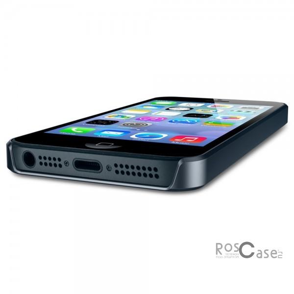 Фото пластиковой накладки SGP Ultra Thin Air A Series для Apple iPhone 5 - вид спереди