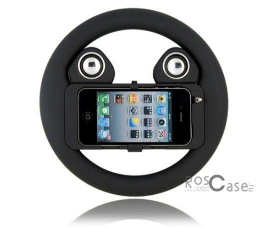 фото интерактивный руль для Apple iPhone 4/4S (+ аккумулятор)