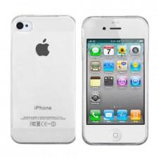 Ультратонкий силиконовый чехол для Apple iPhone 4/4S