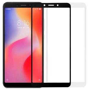 5D защитное стекло для Xiaomi Redmi 6A на весь экран