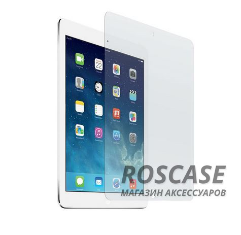 фото защитное стекло Ultra Tempered Glass 0.33mm (H+) для Apple iPad Air / Apple iPad Air 2