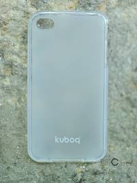 TPU чехол Kuboq для Apple iPhone 4/4S (+ пленка)