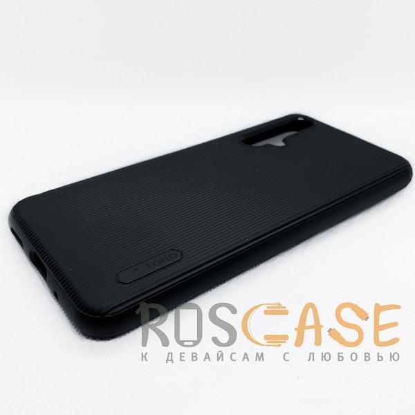 Изображение Черный Силиконовая накладка Fono для Huawei Honor 20 / Nova 5T