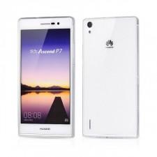 Ультратонкий силиконовый чехол для Huawei Ascend P7