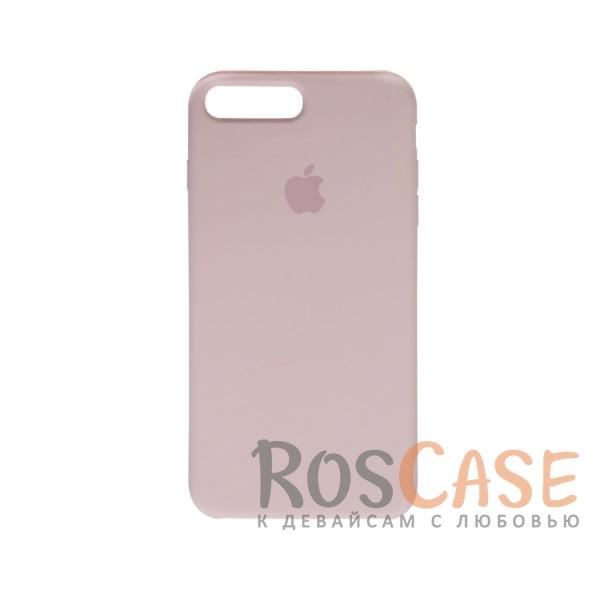 Оригинальный силиконовый чехол для Apple iPhone 7 plus (5.5) (Розовый)Описание:материал - силикон;совместим с Apple iPhone 7 plus (5.5);тип чехла - накладка.<br><br>Тип: Чехол<br>Бренд: Epik<br>Материал: Силикон