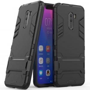 Transformer | Противоударный чехол для Xiaomi Pocophone F1 с мощной защитой корпуса