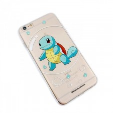 "фотография Squirtle / bubble Squirtle / bubble прозрачный силиконовый чехол ""Pokemon Go"" для Apple iPhone 5/5S/SE"