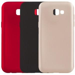 J-Case THIN | Гибкий силиконовый чехол  для Samsung Galaxy A3 2017 (A320F)