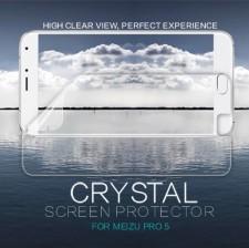 Nillkin Crystal | Прозрачная защитная пленка для Meizu Pro 5