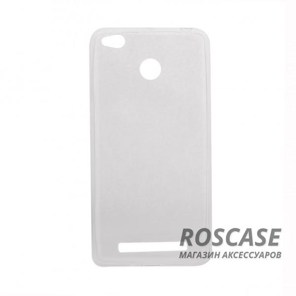 TPU чехол Ultrathin Series 0,33mm для Xiaomi Redmi 3 Pro / Redmi 3sОписание:изготовлен компанией&amp;nbsp;Epik;разработан для Xiaomi Redmi 3 Pro / Redmi 3s;материал: термополиуретан;тип: накладка.&amp;nbsp;Особенности:толщина накладки - 0,33 мм;прозрачный;эластичный;надежно фиксируется;есть все функциональные вырезы.<br><br>Тип: Чехол<br>Бренд: Epik<br>Материал: TPU