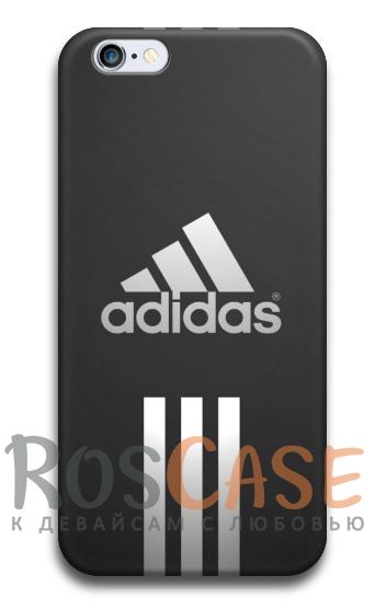 """Фото №2 Пластиковый чехол RosCase """"Adidas"""" для iPhone 4/4S"""