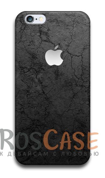 """Фото №3 Пластиковый чехол RosCase с 3D нанесением """"Лого Apple"""" для iPhone 4/4S"""