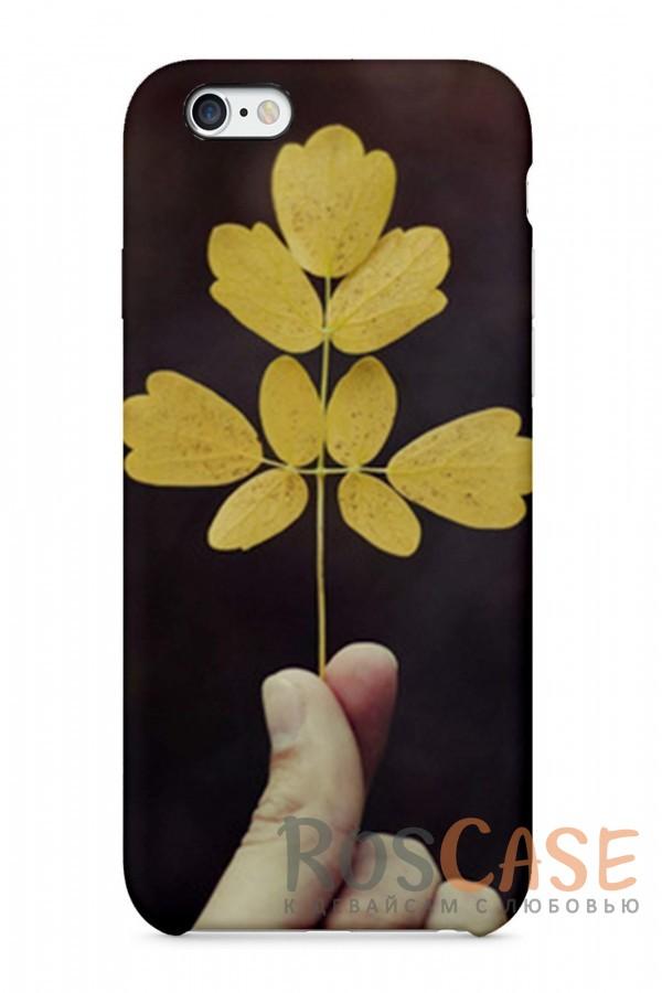 """Фото Подарок Осени Пластиковый чехол RosCase """"Осень"""" для iPhone 6/6s (4.7"""")"""
