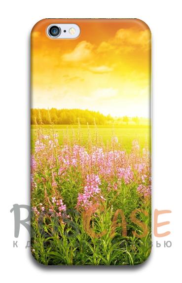 """Фото Поле Пластиковый чехол RosCase """"ЛЕТО!"""" для iPhone 6/6s (4.7"""")"""