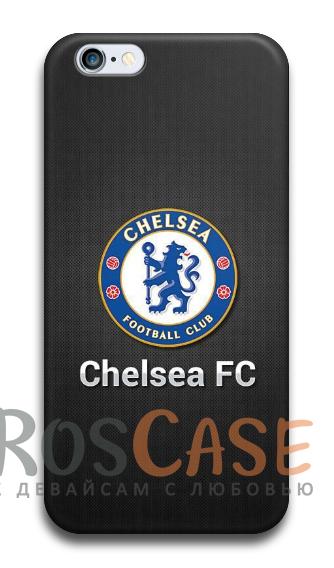 """Фото Челси Пластиковый чехол RosCase """"Футбольные команды"""" для iPhone 5C"""