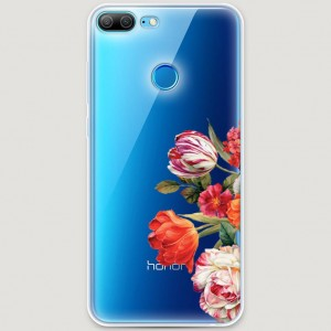 RosCase   Силиконовый чехол для Huawei Honor 9 Lite
