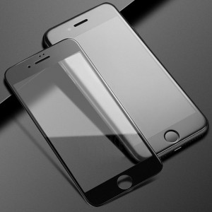 """5D защитное стекло для Apple iPhone 7 / 8 (4.7"""") на весь экран"""