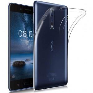 J-Case THIN   Гибкий силиконовый чехол для Nokia 8 Dual SIM